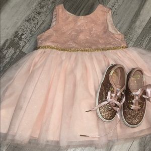 12M Princess Dress